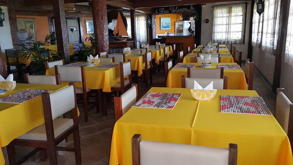 Salão Restaurante